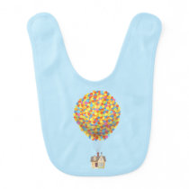 Disney Pixar UP | Balloon House Pastel Bib