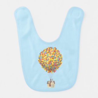 Disney Pixar UP | Balloon House Pastel Bib