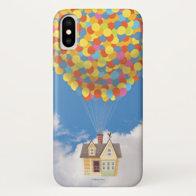 disney UP cloud iphone iphone case