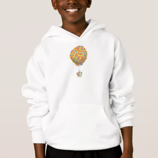 Disney Pixar UP | Balloon House Pastel Hoodie