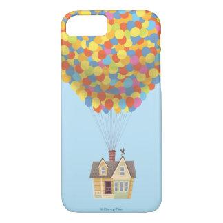Disney Pixar UP | Balloon House Pastel iPhone 8/7 Case