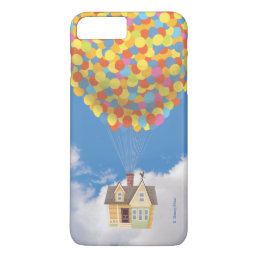 Disney Pixar UP | Balloon House Pastel iPhone 8 Plus/7 Plus Case