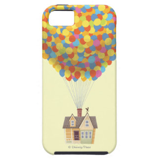 Disney Pixar UP | Balloon House Pastel iPhone SE/5/5s Case