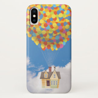 Disney Pixar UP | Balloon House Pastel iPhone X Case