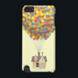 "Disney Pixar UP | Balloon House Pastel iPod Touch (5th Generation) Case<br><div class=""desc"">UP</div>"