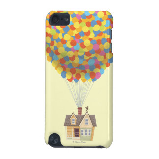 Disney Pixar UP | Balloon House Pastel iPod Touch (5th Generation) Case
