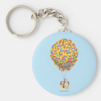 Disney Pixar UP | Balloon House Pastel Keychain