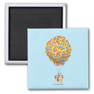 Disney Pixar UP | Balloon House Pastel Magnet