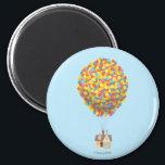 "Disney Pixar UP   Balloon House Pastel Magnet<br><div class=""desc"">Disney   Up</div>"