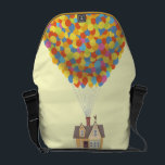 "Disney Pixar UP | Balloon House Pastel Messenger Bag<br><div class=""desc"">UP</div>"