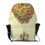 Disney Pixar UP | Balloon House Pastel Messenger Bag