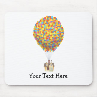 Disney Pixar UP | Balloon House Pastel Mouse Pad