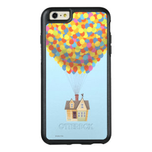 huge discount f000b f710a Disney Pixar UP   Balloon House Pastel OtterBox iPhone 6/6s Plus Case
