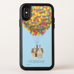 Disney Pixar UP | Balloon House Pastel OtterBox Symmetry iPhone X Case