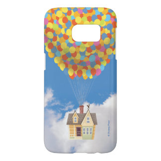Disney Pixar UP | Balloon House Pastel Samsung Galaxy S7 Case