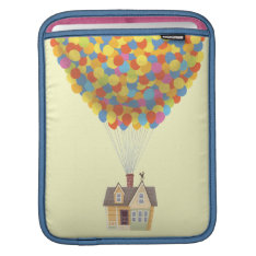 Disney Pixar Up | Balloon House Pastel Sleeve For Ipads at Zazzle