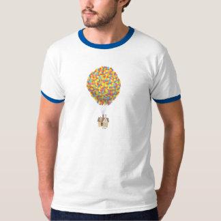 Disney Pixar UP   Balloon House Pastel T-Shirt