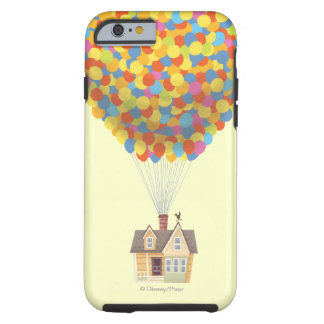 Disney Pixar UP | Balloon House Pastel Tough iPhone 6 Case