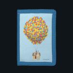 "Disney Pixar UP | Balloon House Pastel Tri-fold Wallet<br><div class=""desc"">Disney | Up</div>"