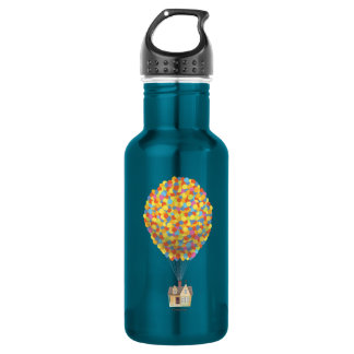 Disney Pixar UP | Balloon House Pastel Water Bottle