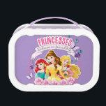 "Disney Princess   Ariel, Belle and Aurora Lunch Box<br><div class=""desc"">Princess</div>"