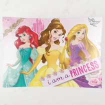 Disney Princess | Ariel, Belle and Rapunzel Trinket Trays