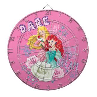 Disney Princess | Aurora and Ariel Dart Board