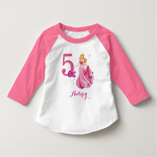 Disney Princess | Aurora Birthday T-Shirt