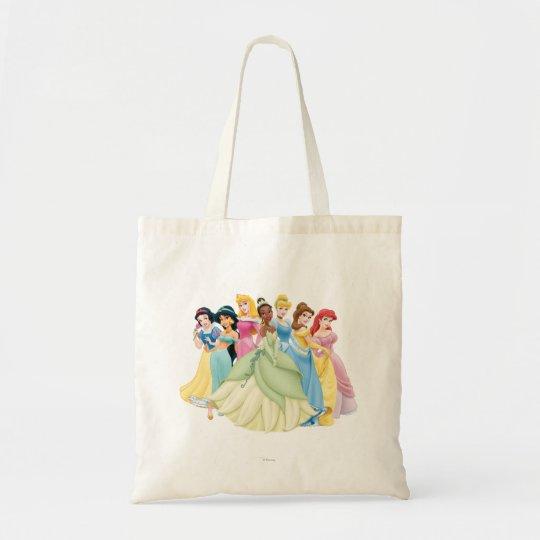 e4635135243 Disney Princess | Aurora, Tiana, Cinderella Center Tote Bag