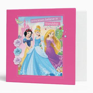Disney Princess | Believe in Friendship Binder