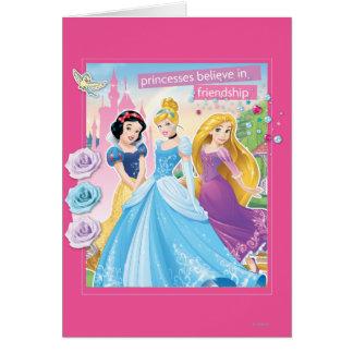 Disney Princess | Believe in Friendship Card