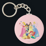 "Disney Princess | Birds and Animals Keychain<br><div class=""desc"">Multiple Character</div>"