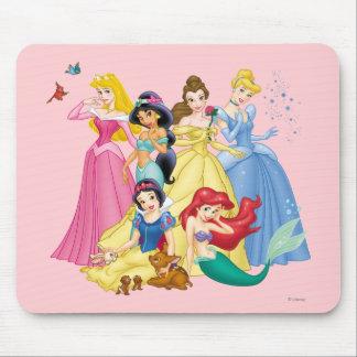 Disney Princess | Birds and Animals Mouse Pad