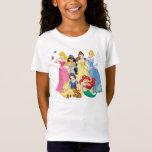 "Disney Princess   Birds and Animals T-Shirt<br><div class=""desc"">Multiple Character</div>"