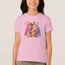 Disney Princess | Birds and Animals T-Shirt