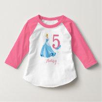 Disney Princess | Cinderella Birthday T-Shirt