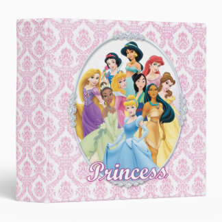 Disney Princess | Cinderella Featured Center 3 Ring Binder