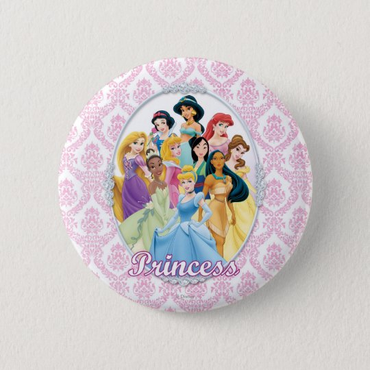 Disney Princess | Cinderella Featured Center Button