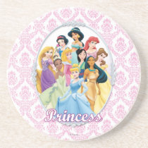 Disney Princess | Cinderella Featured Center Drink Coaster