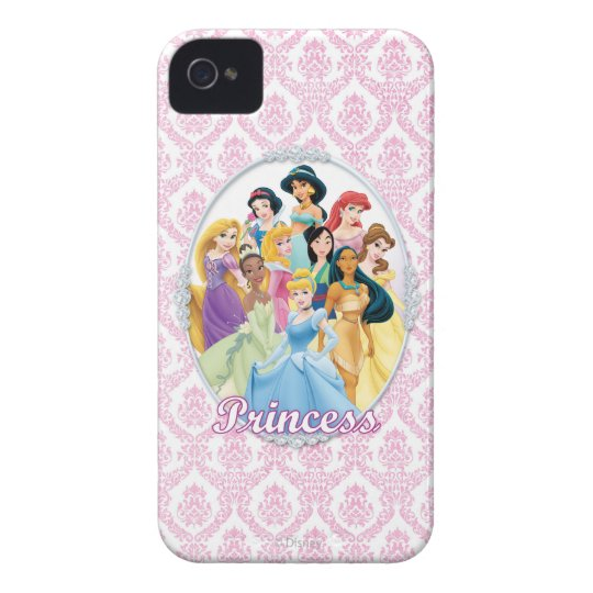 Disney Princess | Cinderella Featured Center iPhone 4 Cover