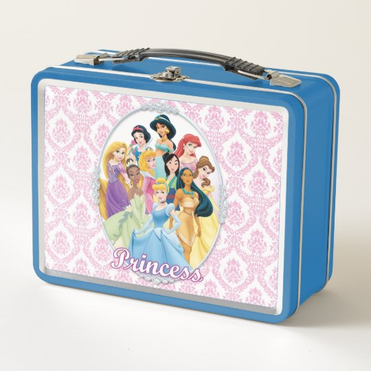 4f0885a3dadb Disney Princess | Cinderella Featured Center Metal Lunch Box