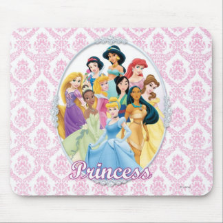 Disney Princess | Cinderella Featured Center Mouse Pad