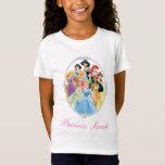 """Disney Princess   Cinderella Featured Center T-Shirt<br><div class=""""desc"""">Disney Princesses</div>"""