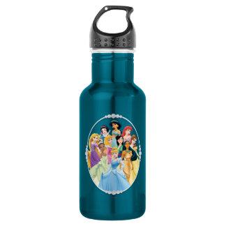 Disney Princess | Cinderella Featured Center Water Bottle