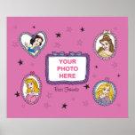 Disney Princess Customizable Poster