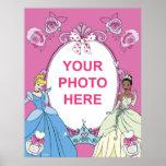 Disney Princess Customizable Poster Poster