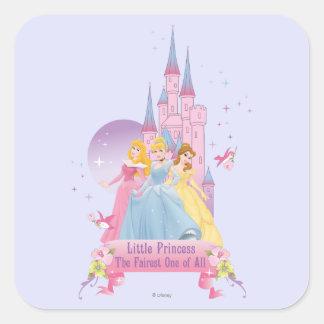 Disney Princess | Dream Castle Square Sticker