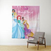 Disney Princess   Dressed to Impress - Name Tapestry