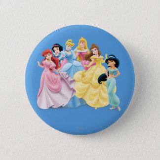 Disney Princess | Dressed to Impress Pinback Button