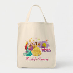 Disney Princess | Enchanted Halloween Tote Bag at Zazzle